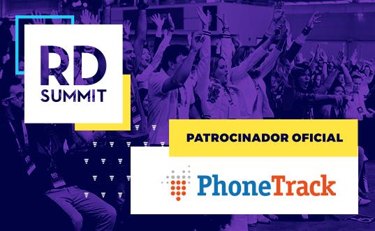 PhoneTrack no RD Summit