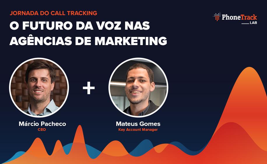 o futuro da voz nas agências de marketing