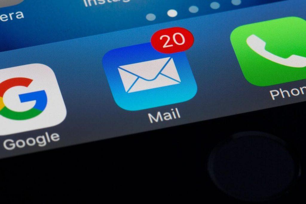Alerta por e-mail saiba tudo sobre as ligações da empresa