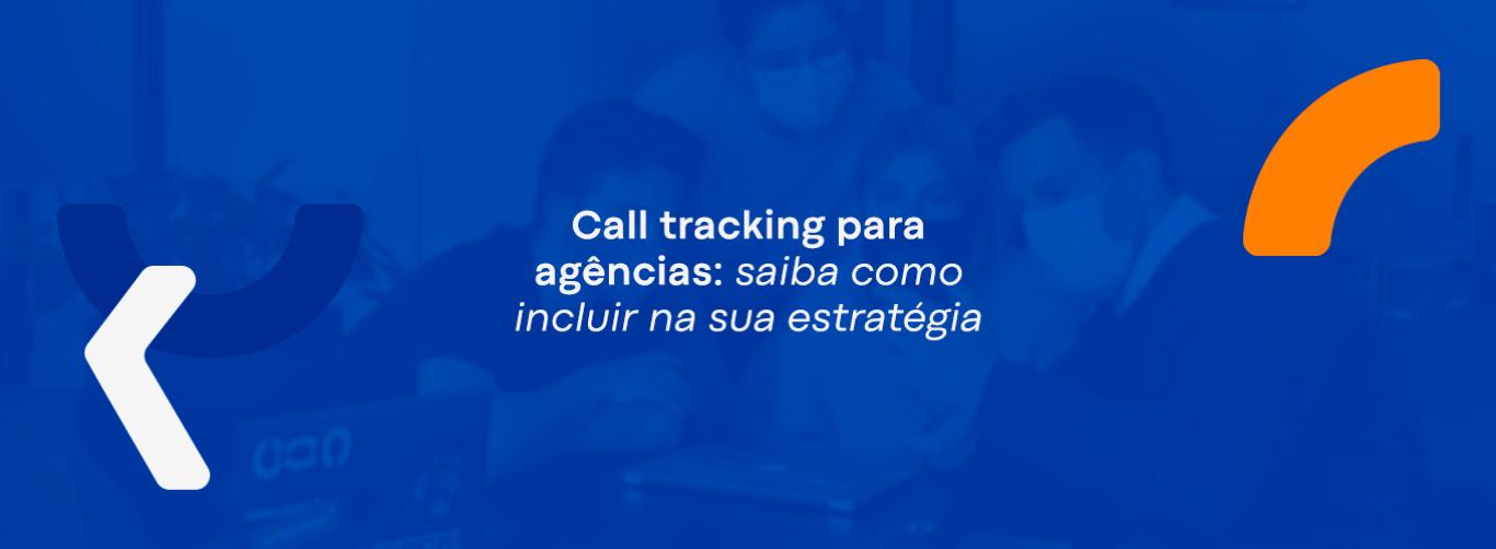 calltracking agencias