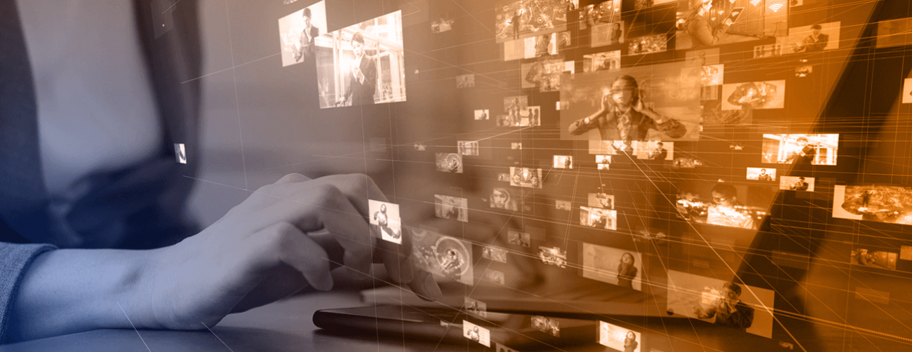 inteligência artificial no monitoramento de mídia offline